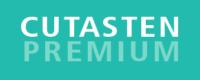 Cutasten Premium Schriftzug