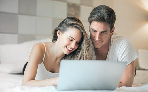 das besondere an Prevendo – glückliches Paar