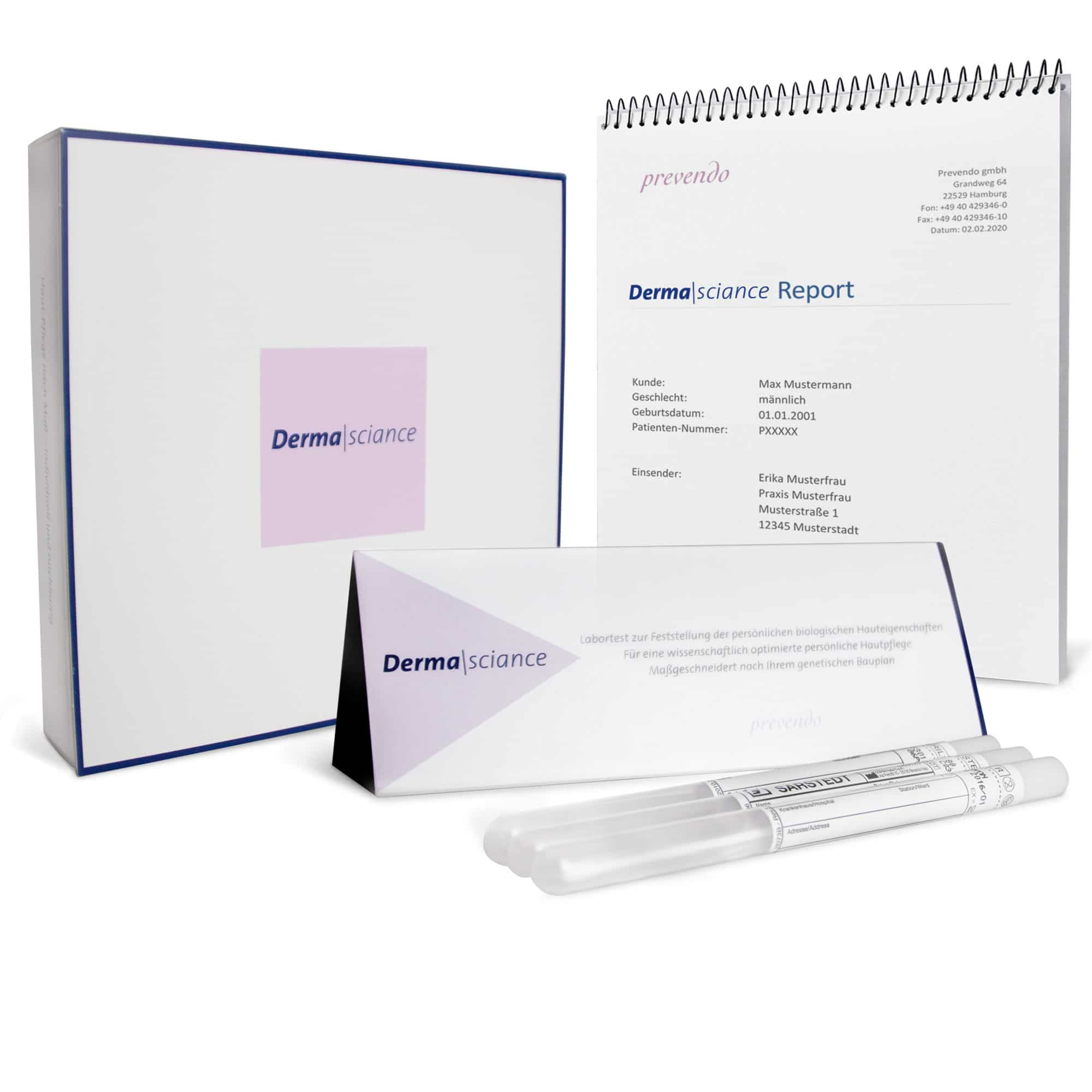 Derma | Sciance Starter-Paket